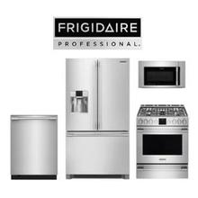 Frigidaire Professional 4 Piece Kitchen Package. Price Valid Thru 2/28/21
