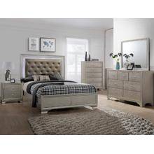 Lyssa Led Queen Bed Set