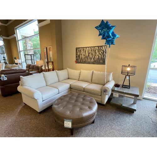 Bassett Furniture - ALEXANDER SECTIONAL