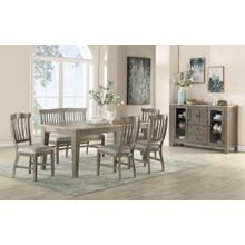 E.C.I. Pinecrest Collection 6 Piece Dining Set
