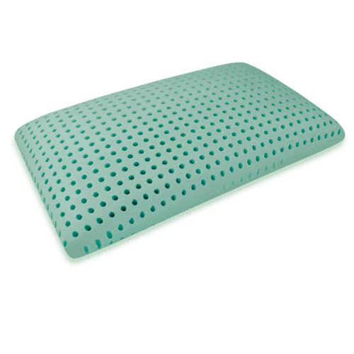 Blu Sleep Products - Bio Aloe Queen High Profile Pillow