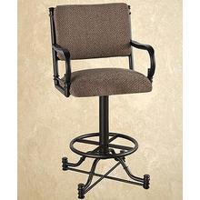 Burnet - Swivel Barstool