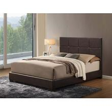 Twin Bed	Brown