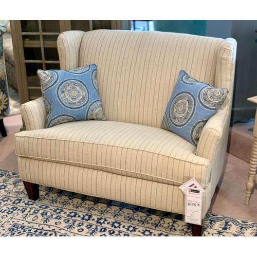 Product Image - Bradstreet Settee-Floor Sample-**DISCONTINUED FABRIC**