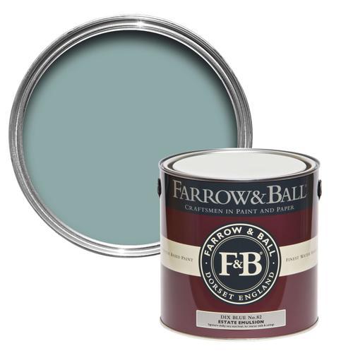 Farrow & Ball - Dix Blue No.82