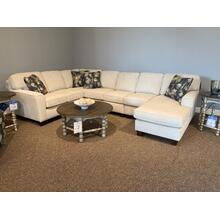 Annabel Customizable Sectional with Chaise