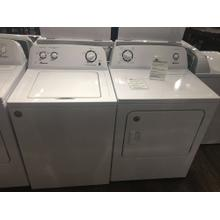 Amana 3.5 CF Washer and 7.0 CF Dryer