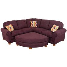 7600 Series Sectional