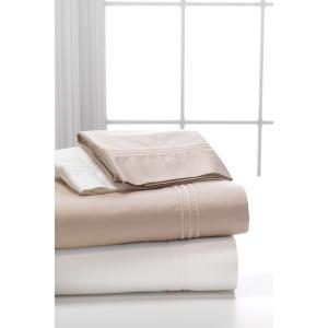 7Degree - Elite 100% American Supima Cotton - Antique White