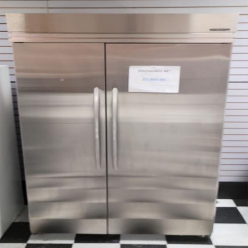 "KitchenAid - Used 48"" Built In Refrigerator"