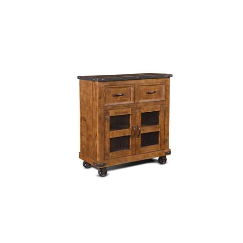 "Horizon Home - Urban Rustic 40"" Cabinet"
