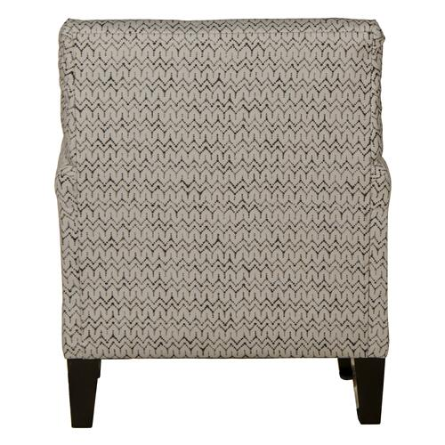 Catnapper - Lewiston Accent Chair in Graphite Fabric