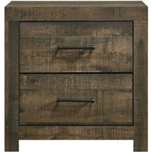 Bailey Music Bedroom 2-Drawer Nightstand