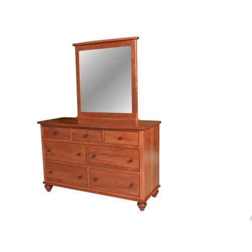Greenville Dresser and Mirror