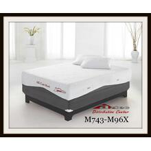 Ashley Sleep Memory Foam Mattress M743 New Castle Beach at Aztec Distribution Center Houston Texas
