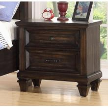 Sevilla 2 Drawer Youth Night Stand