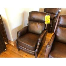 HOOKER LEATHER POWER RECLINER