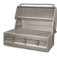 "American Eagle Series 36"" Built-in Grill - Stainless Steel"