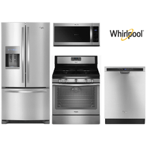 Whirlpool Kitchen Package with 36''