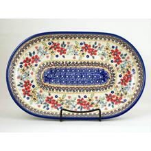Posies Oval Tray Medium
