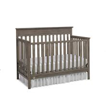 View Product - Fisher-Price Newbury Convertible Crib, Vintage Grey