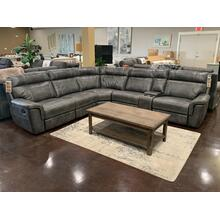 Light Grey Sectional