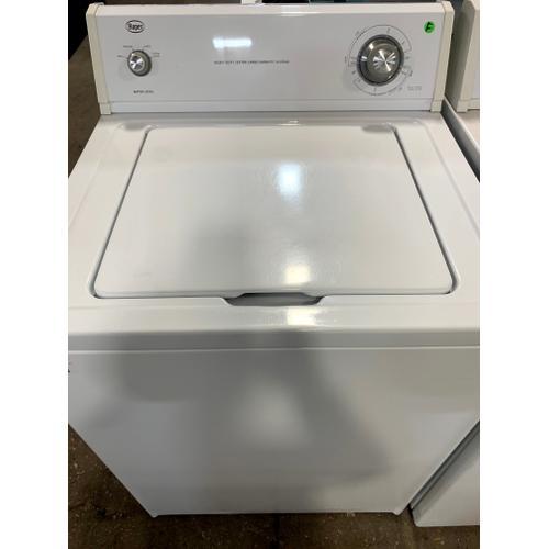 Roper Extra Large Capacity Washer- WDDTLWASH-U SERIAL #50