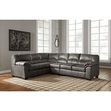 Bladen - Slate - 3-Piece Sectional