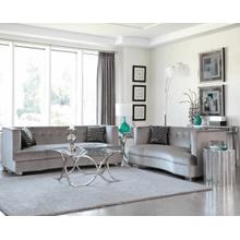 Caldwel Sofa and Love Seat