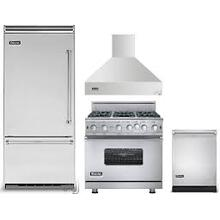 4 Piece Kitchen Appliance Set