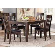 Hddigan 5 Piece Dining Group