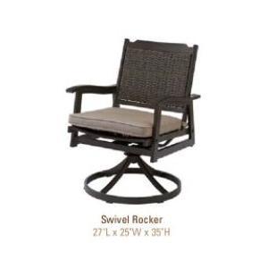Agio - Glenwood Collection Swivel Rocker