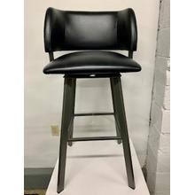 "Amisco ""Easton"" Swivel Bar Stool"