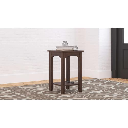 Camiburg Chairside Table