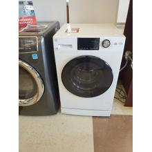 """See Details - GE® 24"""" 2.4 Cu. Ft. ENERGY STAR® Front Load Washer with Steam"""