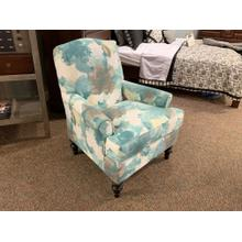 Tyne Club Chair in Spa Blue
