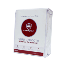 SlumberShield® Simply 3 Smooth Top Mattress Encasement