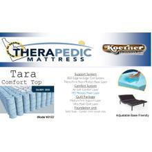 Tara - Comfort Top - Queen