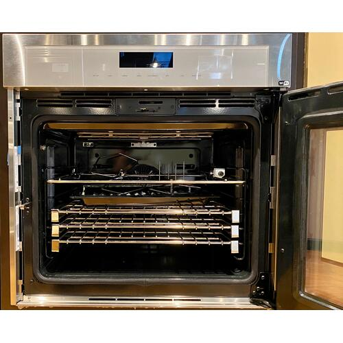 Thermador MED301RWS   30-Inch Masterpiece® Single Built-In Oven with Right Side Opening Door