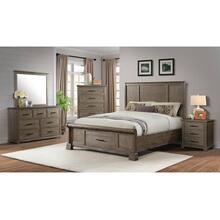 4 Piece King Bedroom