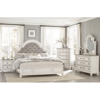 Baylesford King 4-piece Set