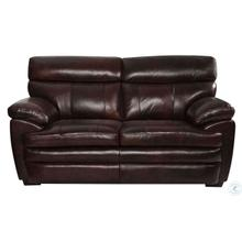 Scottsdale Brown Leather Sofa