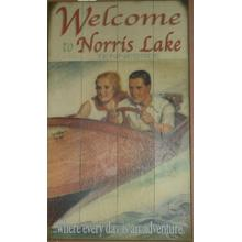 Welcome to Norris Lake