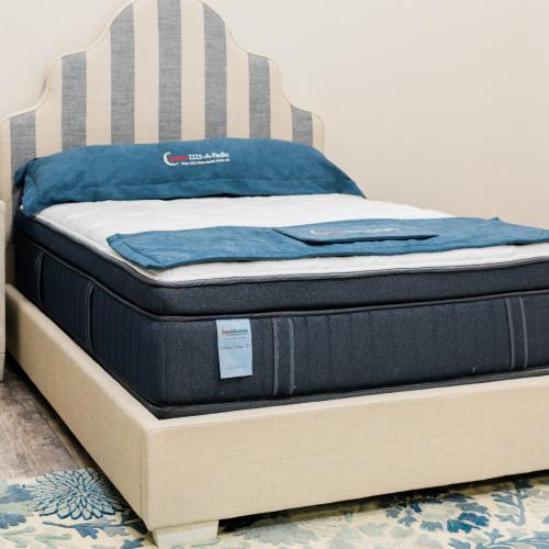 Bald Head Island Plush with Pillowtop