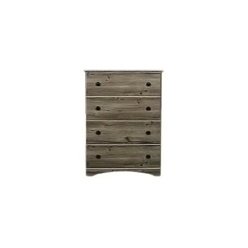 Product Image - 4 Drawer Chest Weathered Gray Ash