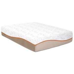 Enso Sleep Systems - PureGel Mattress - Picasso - Plush