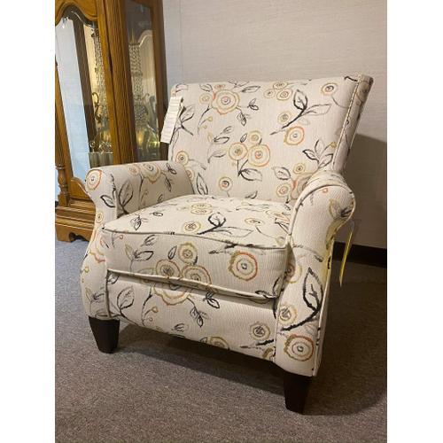 Craftmaster- Hi-Leg Accent Chair