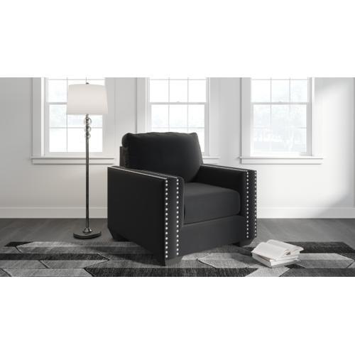 Signature Design By Ashley - Gleston Chair Onyx