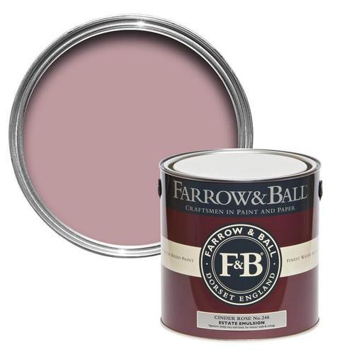 Farrow & Ball - Cinder Rose No.246