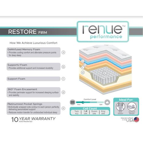 Renue Performance - Restore - Firm